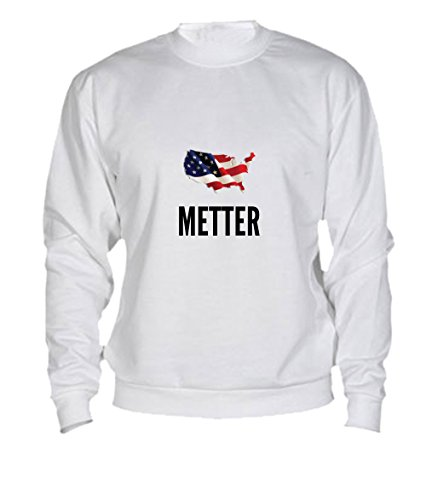sweatshirt-metter-city-white
