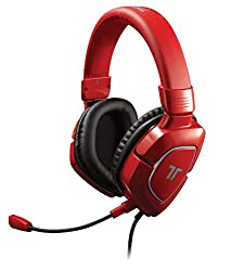 Tritton AX 180 Stereo Gaming Headset for PS4 , Xbox 360 and PS3 (Red)