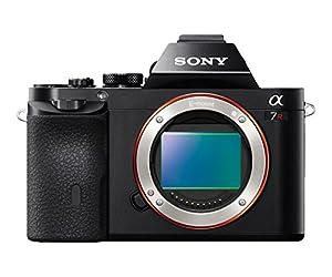Sony a7R Full-Frame Interchangeable Digital Lens Camera - Body Only