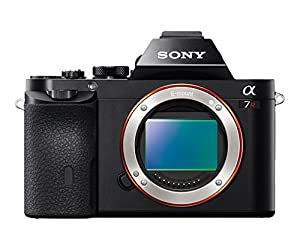 Sony a7R Full-Frame Interchangeable Digital Lens Camera - Body Only