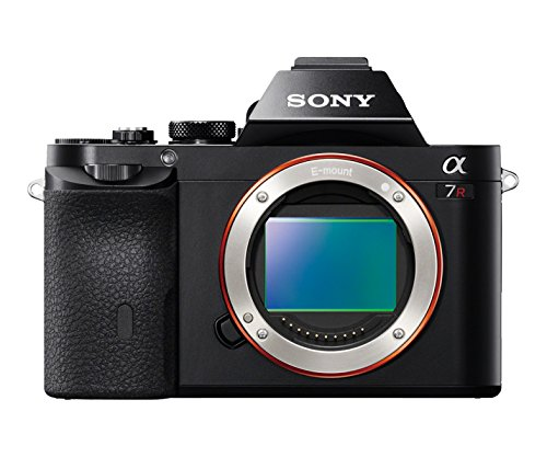 Sony a7R Mirrorless Camera, Body Only