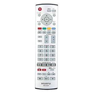 how to turn on panasonic plasma tv without remote