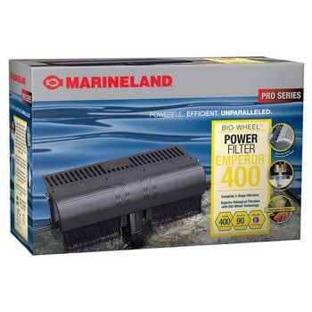 Emperor 400 Power Filter (new Improved) (Catalog Category: Aquarium / Power Filters)