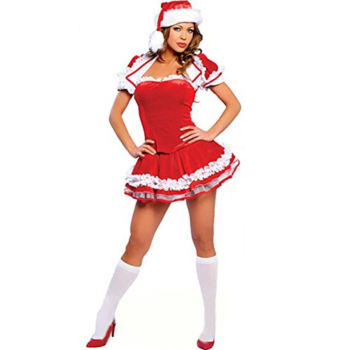 SSQueen Women's Christmas Tu Tu Dress