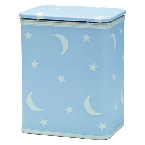 Redmon For Kids Stars And Moons Hamper, Blue