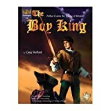 Boy King: Arthur Claims the Throne of Britain, 2nd Edition (Pendragon)
