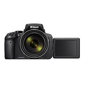 Nikon デジタルカメラ COOLPIX P900 光学83倍 1605万画素 ブラック P900BK