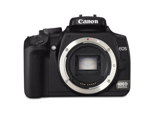 Canon EOS 400D Digital SLR Camera (Body Only)
