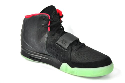 NIKE AIR YEEZY 2 NRG Style# 508214-006 MENS Size: 11.5 M US (Nike Air Yeezy 2 Nrg compare prices)
