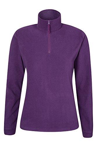 parallel-womens-fleece-half-zip-hiking-walking-casual-microfleece-pur-20