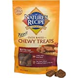 Nature&#8217;s Recipe Beef Chewy Treats with Carrots and Apples, 5.5-Ounce