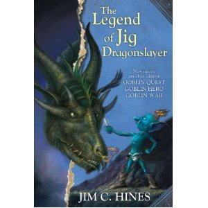 book cover of The Legend of Jig Dragonslayer