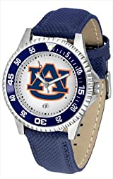 Auburn Tigers Competitor Watch - Poly-Leather Band