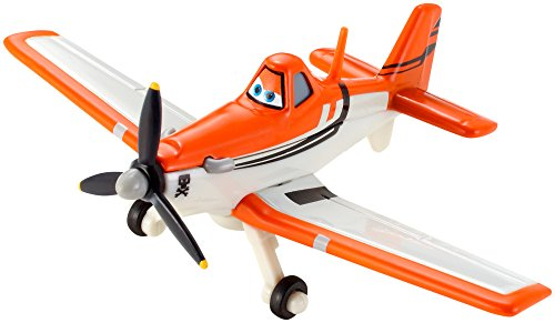 Disney Planes Character Diecast Vehicle, Dusty Jetstream