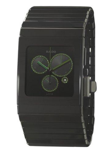 Rado Ceramica Chronograph Men's Quartz Watch R21714742