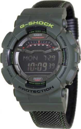 G-Shock GLS100-3 G-Lide Series Digital Watch - Green