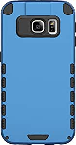 S6 Edge+ Back Cover, CHEETAH Ultimate Protection, Drop Tested, Enhanced Grip Protective Case Back Case Cover For Samsung Galaxy S6 Edge+ (Blue)
