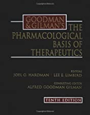 Goodman and Gilmans The Pharmacological Basis of Therapeutics Twelfth by Brunton