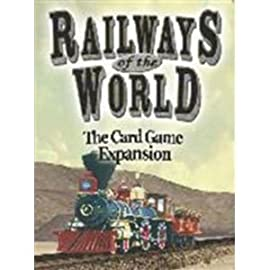 Railways of the World: The Card Game Expansion