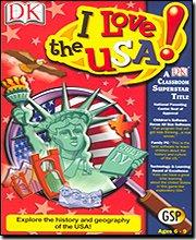 GLOBAL SOFTWARE I Love The USA! (Windows/Macintosh)