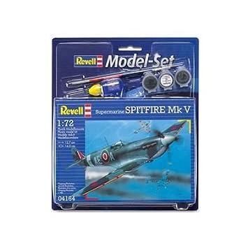 Revell - Maquette - Modèle Spitfire Mk.V - Echelle 1:72