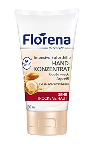 florena-hand-konzentrat-mit-sheabutter-arganol-vegan-1er-pack-1-x-50-ml
