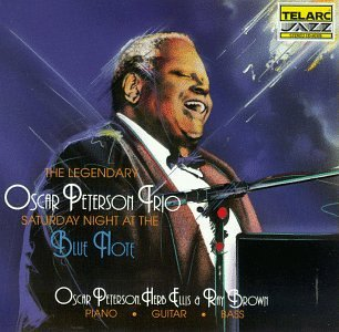 Oscar Peterson - Saturday Night at the Blue Note - Zortam Music