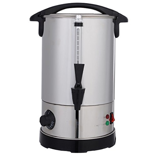 Stainless Steel 6 Quart Electric Water Boiler Warmer Hot Water Kettle Dispenser ,-WH#G4832 TYG43498TY4-U786251 (6 Quart Tea Kettle compare prices)