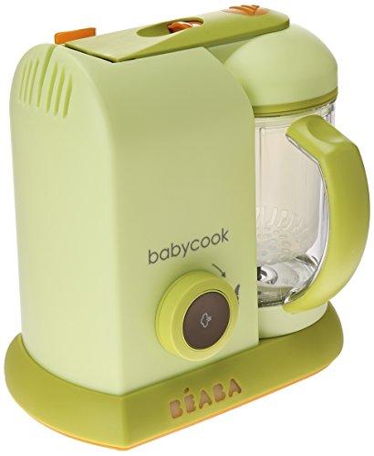 BEABA Babycook Pro- Dishwasher Safe Baby Food Maker-Cooks & Processes, Sorbet