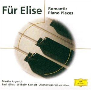 Fur Elise: Romantic Piano Pieces - Eloquence