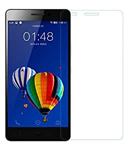 SNOOGG Pack 2 XOLO ERAFull Body Tempered Glass Screen Protector [ Full Body Edge to Edge ] [ Anti Scratch ] [ 2.5D Round Edge] [HD View] - White