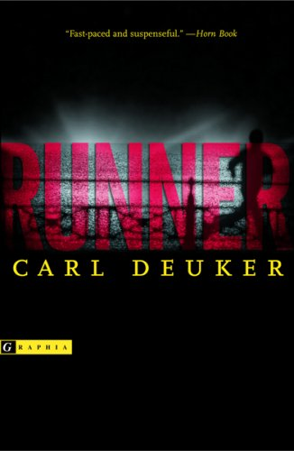 runner by carl deuker Review by mrs willbanks runner is a book that will grip you with suspense, capture you with its familiar characters, and flip you with its plot twists.