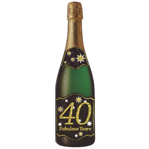 ... Bottle Cards - 40TH BIRTHDAY : Greeting Cards : Office Products: amazon.com/champagne-bottle-cards-40th-birthday/dp/images/b00dofh2yu