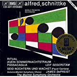 Schnittke: Ritual / (K)Ein Sommernachtsraum / Passacaglia / Faust Cantata