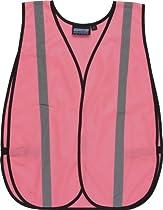 ERB 61728 S102 Non ANSI Safety Vest, Pink