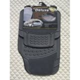 NISSAN TERRANO 2 / PATROL Car Mats - PVC Rubber 4 Piece Set - 2210 Grey