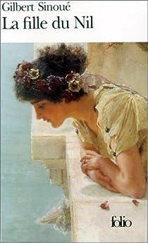 La fille du Nil par Sinoué