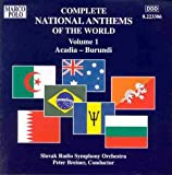Slovak Rso/Breiner National Anthems of the World - Volume 1