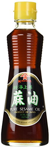 Kadoya Pure Sesame Oil - 11 oz.