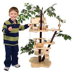 Melissa & Doug Classic Wooden Tree House Play Set - Buy Melissa & Doug Classic Wooden Tree House Play Set - Purchase Melissa & Doug Classic Wooden Tree House Play Set (Melissa & Doug, Toys & Games,Categories,Play Vehicles,Wood Vehicles)