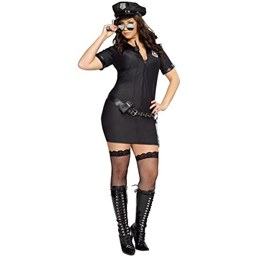 [Penal Code Penny Costume - X-Large - Dress Size 10-12] (Honey Monster Costume Xl)
