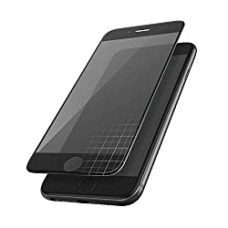 MoArmouz - Tempered Glass Screen Guard Protector For Apple Iphone 6 Plus 3D FULLCOVER Black Glass - Mobile Accessories / Screen Protectors [BLACK]