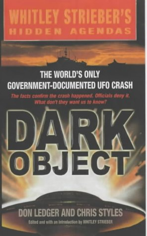 Dark Object: The World