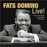 echange, troc Fats Domino - Legends of New Orleans: Fats Domino Live