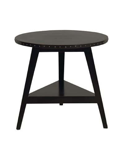 City Scape Cricket Table, Black