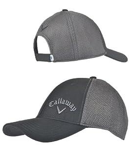 Callaway Golf Mens Twill Mesh Cap by Callaway