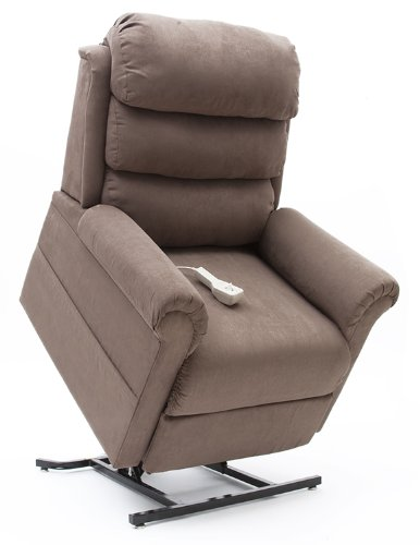 AmeriGlide 325M 3 Position Lift Chair (Cocoa)
