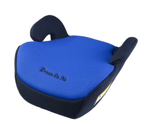 Dream On Me Coupe Booster Car Seat, Blue