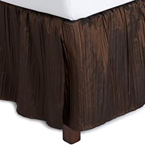 Amazon.com: Waterford Mullinger Dual King Bed Skirt: Home & Kitchen