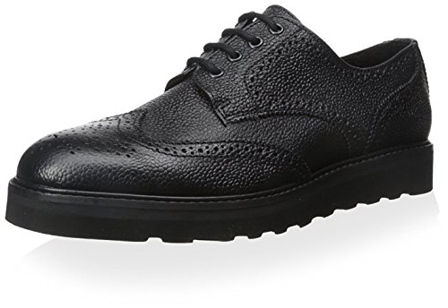 Wesc PB02 Brogue Blucher Black (43)